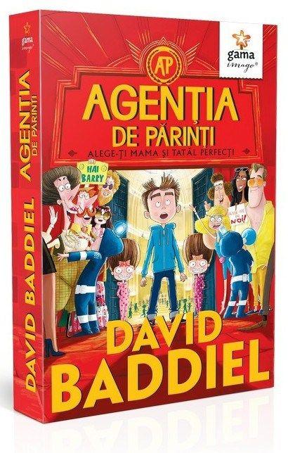 Agenţia de părinţi - David Baddiel