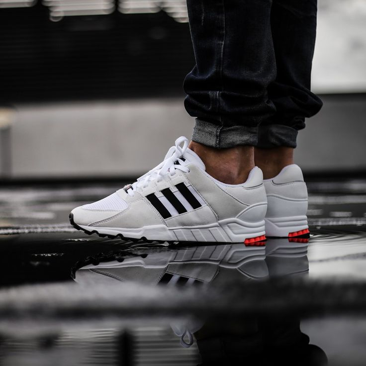 Adidas EQT SUPPORT RF Core Black/Turbo Red Bodega