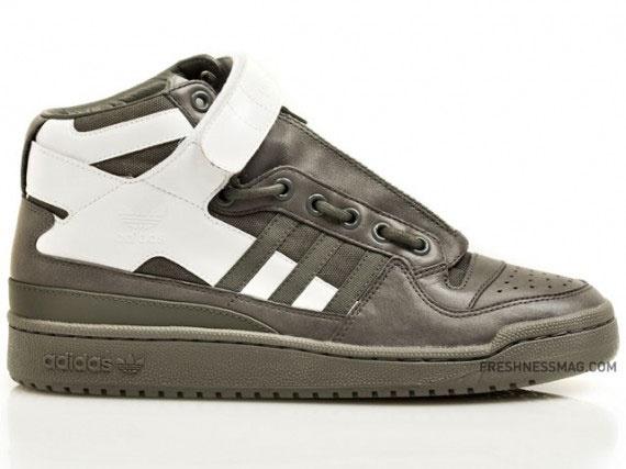 Adidas Forum Mid Nom De Guerre