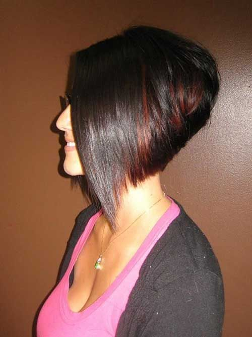 very thick hair styles top 25 ideas about stacked bob on 2947 | 32673127ee9f3470258e3e9426a7b4d3
