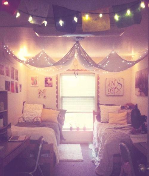 Fuck yeah cool dorm rooms college pinterest dorm for Room decor inspo