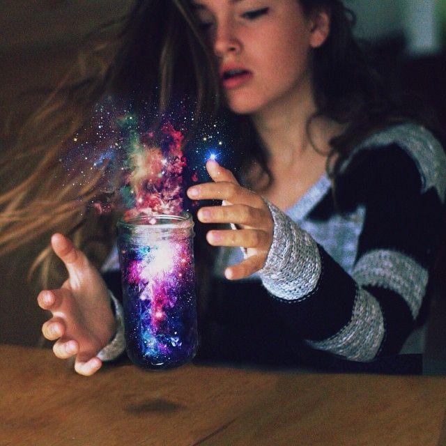 La galaxia en tus manos ✘