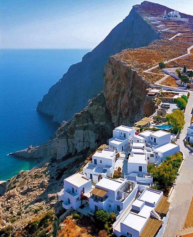TRAVEL'IN GREECE I Folegandros, #South_Aegean, #Greece