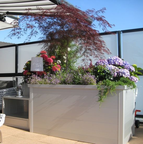 10 best images about dakterras on pinterest search om and met - Blind patio goedkope ...