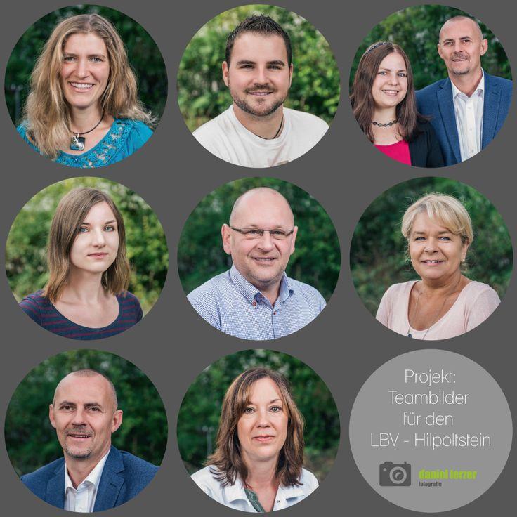 Personalfotos - Teambilder - Landesbund für Vogelschutz - LBV