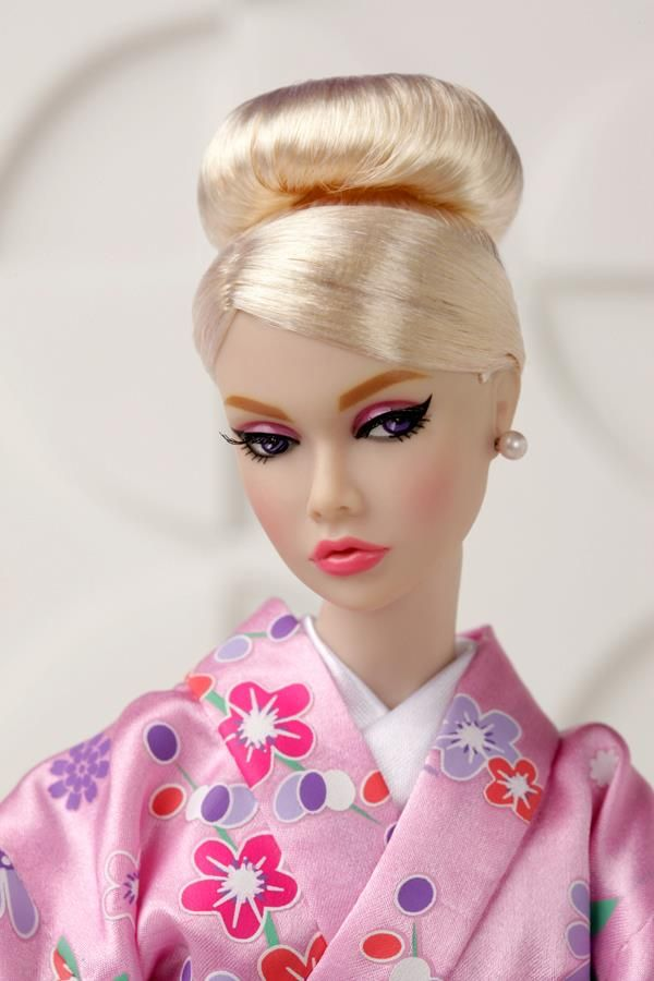 Barbie Hairstyles barbie curls how to curl hard to curl hair hairstyles youtube Integrity Toys Ideas For Makeup Barbie Dolls Inspiration