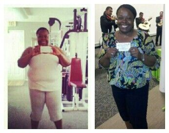 24 day challenge weight loss results