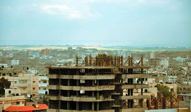 Gaza northward - palestine