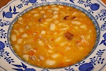 Leonas Original Serbische Bohnensuppe