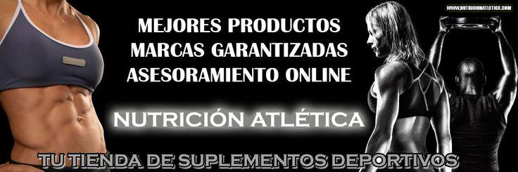La tienda de suplementos deportivos para los deportistas en España.