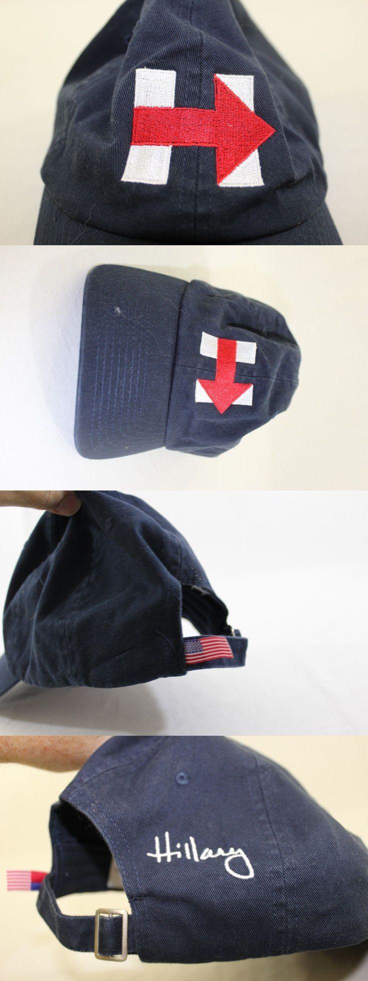 Hillary Clinton: Hillary Clinton Hat 2016 Blue -> BUY IT NOW ONLY: $9.95 on eBay!