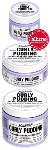 Curly Pudding (A MUST!!! when it comes to training and curl management...yes expensive...BUT WORTH EVERY PENNY. Train natural hair with her products, then you can use ANYTHING less expensive afterwards!!!)