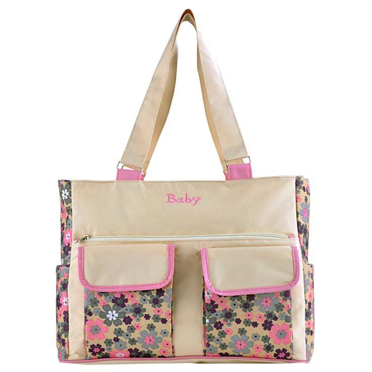 Baby Diaper Bag Clipart