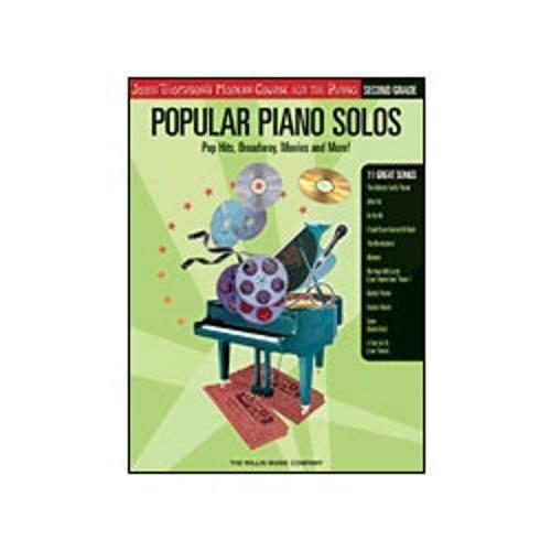 nice Willis Widespread Piano Solos - Second Grade - Pop Hits
