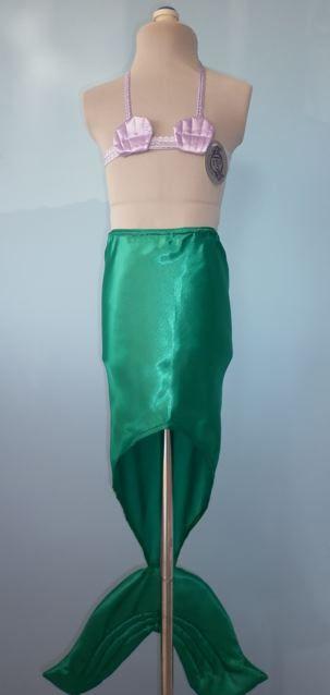 The Little Mermaid costume.