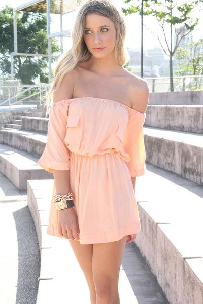 Want.: Fashion, Summer Dress, Style, Off Shoulder, Dresses