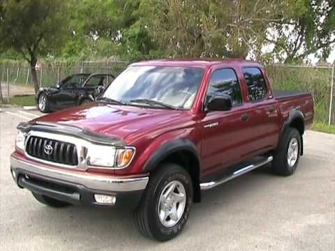 2003 Toyota Tacoma PreRunner V6 4dr Double Cab - YouTube