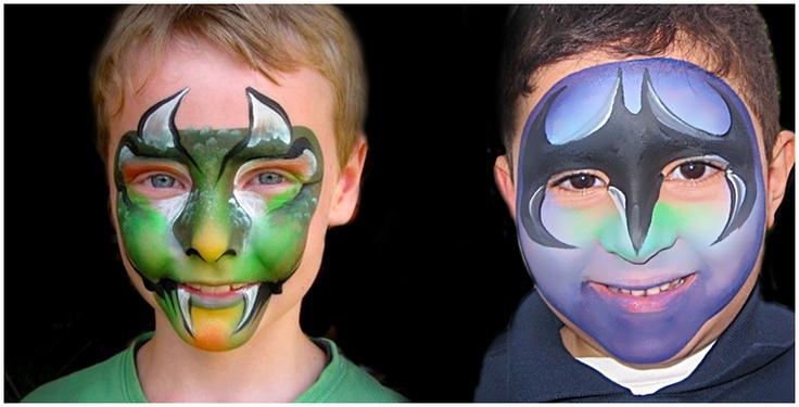 Agence Thaly - Portfolio | Maquillage de fantaisie | Fête d'enfants | Airbrush