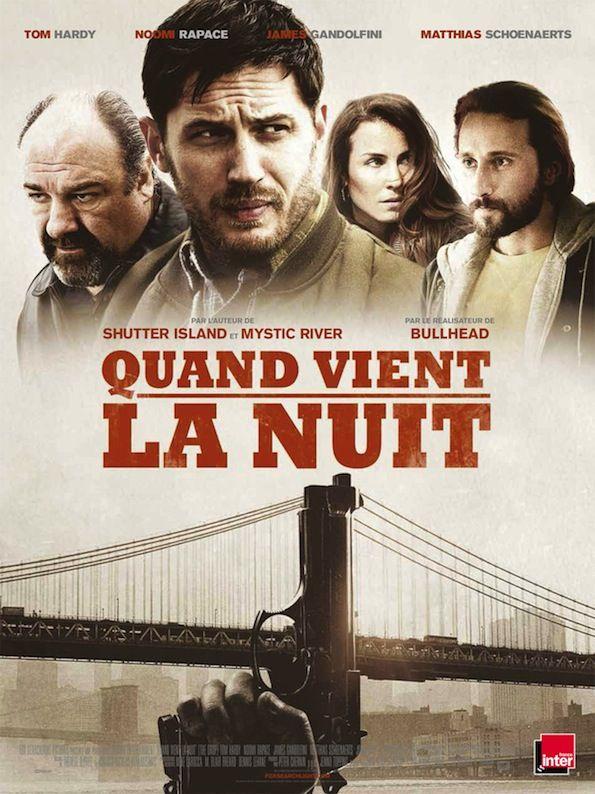 Critique de Quand vient la nuit (The Drop) de Michael R. Roskam en salles françaises le 12 Novembre 2014