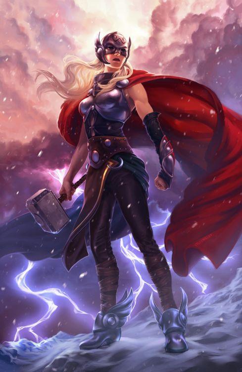 Lady Thor                                                       …