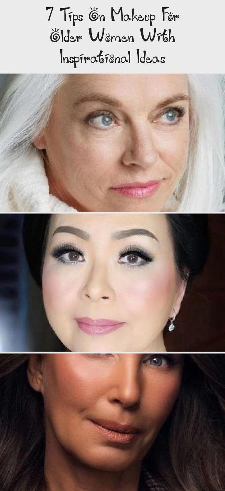 Eye Makeup For Older Women Over 11 Tutorial The theory is that