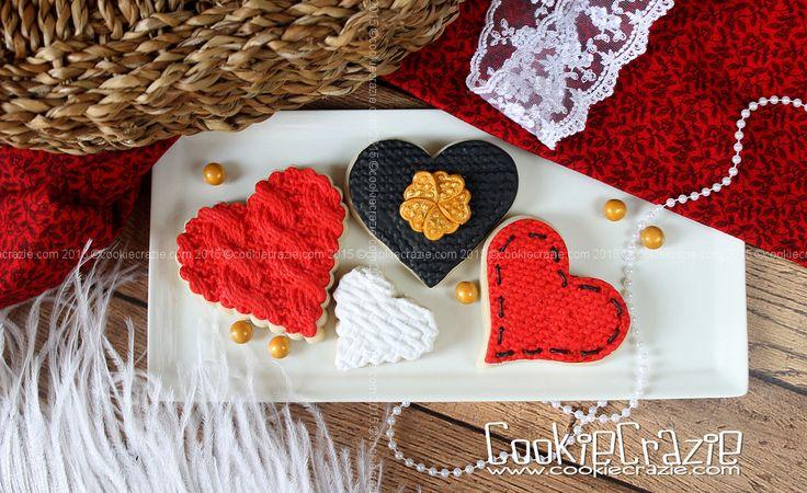 CookieCrazie: Textured Edible Clay-Covered Cookies (Tutorial)