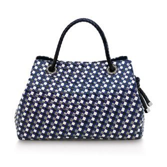 Handbag - dice shoulder bag