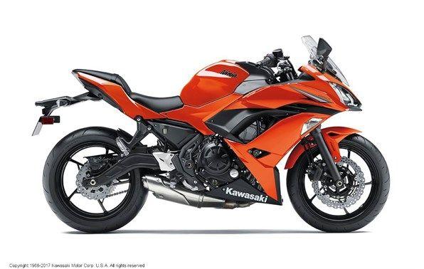 2017 Kawasaki Ninja® 650 for sale in Victoria, TX | Dale's Fun Center (866) 359-5986