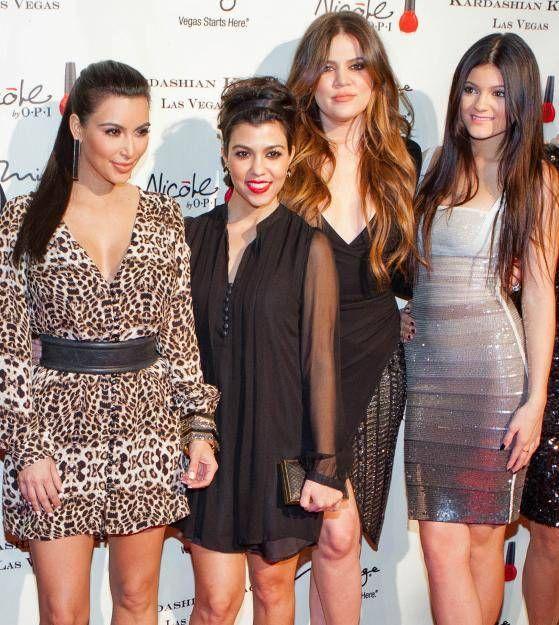 So sahen die Kardashian-Jenner Schwestern noch 2011 aus!