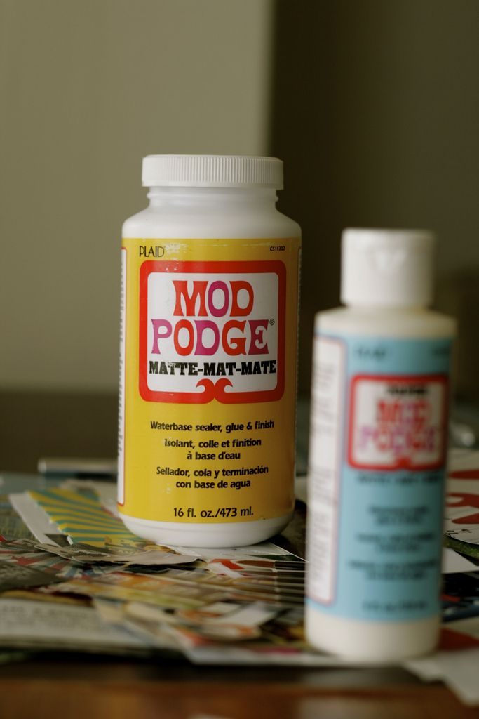 modpodge tricks