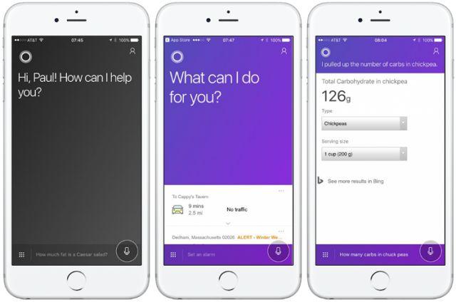 younkee.ru | пожалуй лучший сайт о гаджетах: Microsoft представила обновление Cortana 2.0 для i... #microsoft #cortana #iOS #Android #younkeeru