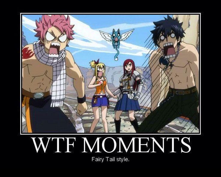 Funny Fairy Tail anime meme http://www.modishgeek.com/fairy-tail-anime-blu-ray-review/