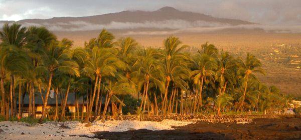 Big Island in the Morning
