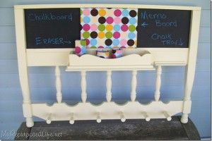 Don't throw that crib out just yet, repurpose it.