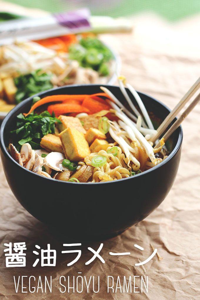 how to make vegan ramen noodles from scratch