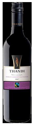 Wine from South Africa: Thandi Cabernet Sauvignon