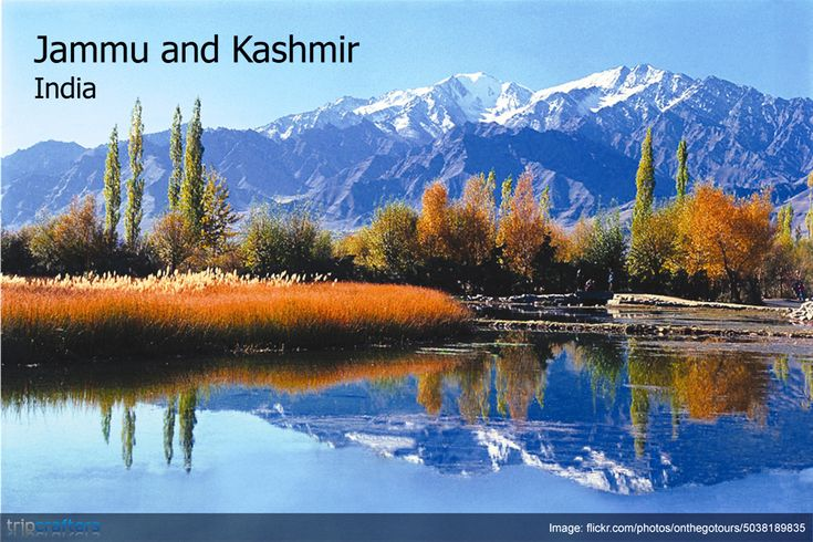 "A honeymoon in Kashmir gives you an opportunity to start your new life with an ecstatic experience of ""paradise on earth"" and create delightful memories for the life ahead. This place lets you discover each other while exploring the nature's grandeur at its best. There cannot be a more perfect honeymoon place in India than Kashmir."