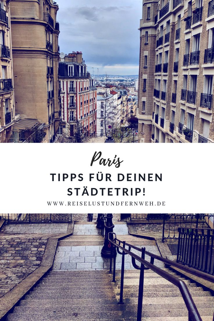 Paris – Tips for your city trip!