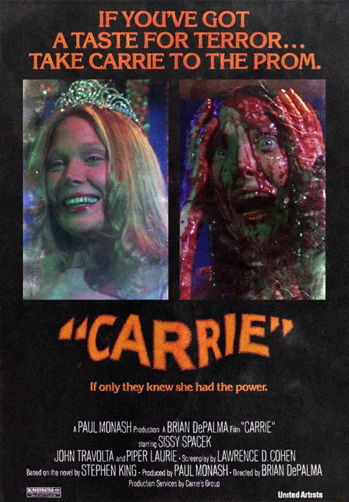 Carrie Poster is amazing!!