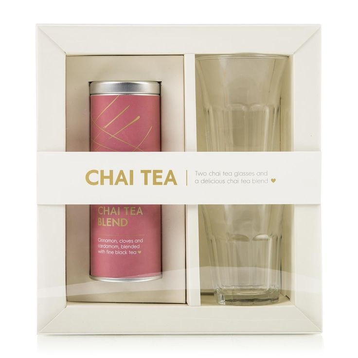 Chai Tea Set