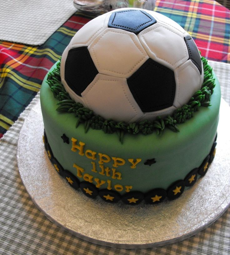 Soccer Cake: 17 Best Images About Futbal On Pinterest