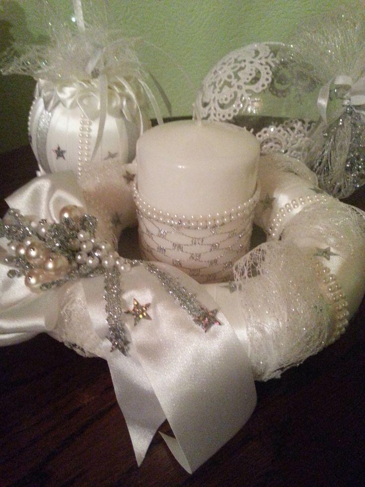 Biała kolekcja na Boże Narodzenie