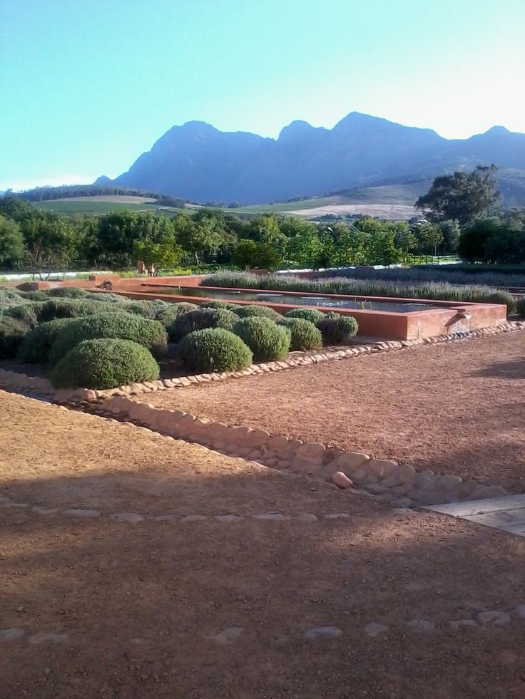 Babylonstoren Winery and herbgarden Cape Town, South Africa http://buildingabrandonline.com/Radiantlifestyle/secrets-of-3-of-the-most-inspiring-wine-farms-in-cape-town-south-africa/