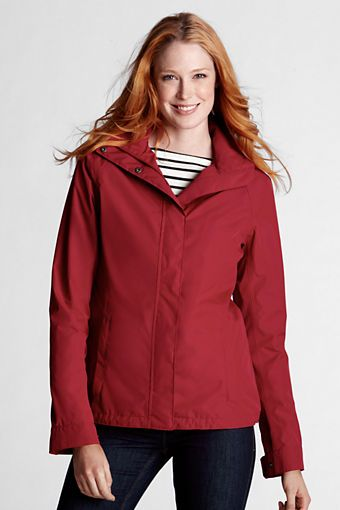 Women s Rainstop Jacket from Lands End