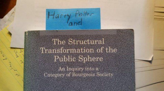 Флешмоб с Гарри Поттером завоевывает интернет