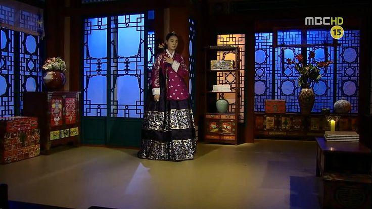 hanbok dong yi