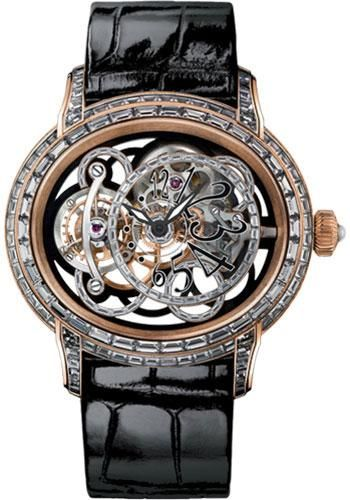 Audemars Piguet - Millenary Onyx Tourbillon Watch 26381OR.ZZ.D102CR ... 73a190efd8e