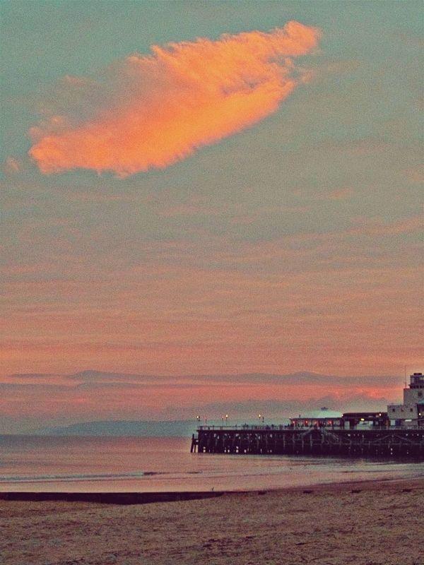 Sea by Hannah Player, via Behance
