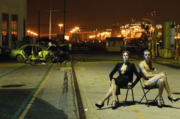 famous fashion photographers naked