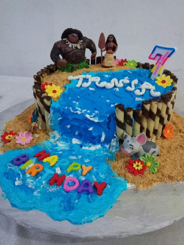 Tania's 7th Birthday Cake